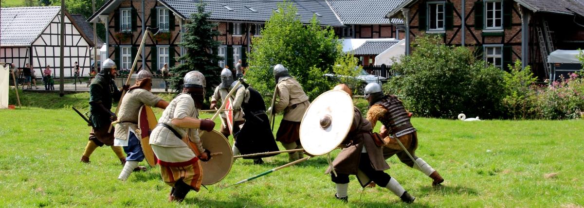 Impressionen vom Ritterfest